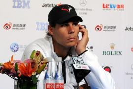 Rafael Nadal no disputará el Másters de París-Bercy por «motivos personales»