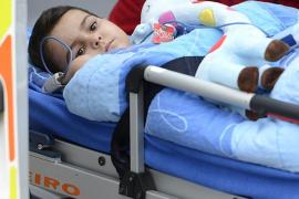 Ashya King finaliza con éxito su tratamiento en la República Checa y vuelve a España