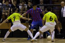 El Palma Futsal corta su racha ante el Levante