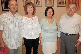 Homenaje al escritor Joan Guasp en el Ajuntament de Consell