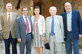 Entrega del XIV Premio Paulí Buchens a Laura Plaza Montoya