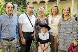 Fiesta de la Beata en el convento de Santa Magdalena