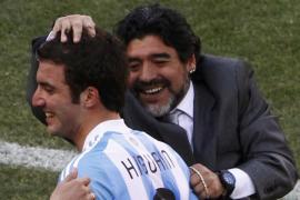 Argentina fulmina a Corea del Sur (4-1)