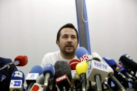 Javier Limón denuncia «los errores políticos» y anuncia que exigirán responsabilidades