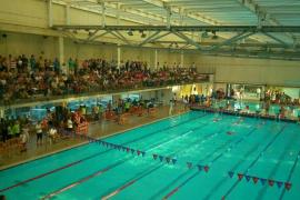Suspenden varias carreras del trofeo de natación de Inca por falta de luz