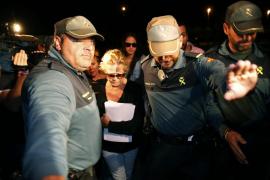 Maite Zaldívar ingresa en prisión