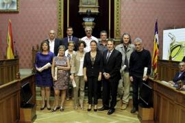 El premio Gota d'Oli 2014 recae en ocho artistas plásticos