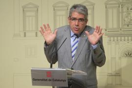 La Generalitat catalana mantiene su intención de poner urnas el 9N