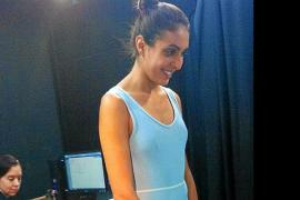 Marga Crespí se adapta al Cirque du Soleil