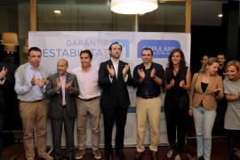 El PP presenta a José Manuel Ruiz como candidato a la Alcaldía de Calvià