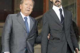 Josep Lluís Núñez recurre la orden de ingreso en prisión