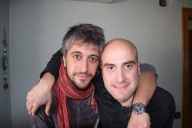 'Distancia siete minutos', de Diego Lorca y Pako Merino, en el Teatre del Mar