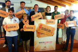 El Teatre Principal de Inca inspira la imagen del Dijous Bo 2015