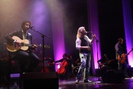 Anegats cerrará su gira 'El fil d'Ariadna' con una actuación en el Teatro Principal