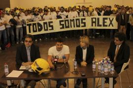 El TSJB deniega la pensión a la pareja del bombero muerto en acto de servicio en Palma