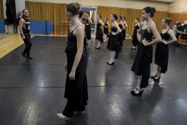 El premiado bailaor Manuel Liñán actúa en Sa Màniga de Cala Millor