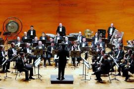 Banda Municipal de Palma abre el Encuentro de Compositores