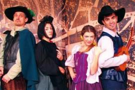 'La discreta enamorada', una adaptación familiar de la obra de Lope de Vega