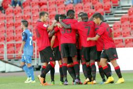 El Mallorca buscará ante el Lugo su cuarta victoria consecutiva