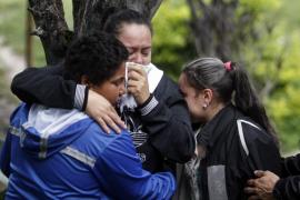 Mueren los doce trabajadores atrapados en una mina de Colombia