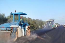 Iniciadas las obras de mejora de la carretera Campos-Santanyí