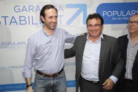 Joan Escalas, candidato del PP en Muro