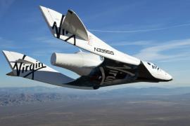 La nave espacial de Virgin Galactic explota dejanto un muerto y un herido