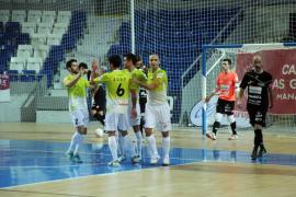 Palma Futsal da un nuevo paso hacia la Copa de España