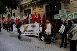 Los sindicatos rechazan el recorte de 100 millones en la sanidad pública balear
