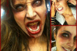 Los famosos se disfrazan para Halloween