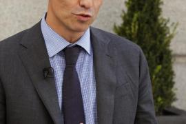 Pedro Sánchez cumple cien días empeñado en regenerar el PSOE y la política