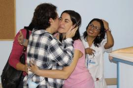 Teresa Romero está «muy bien» tras su traslado a planta