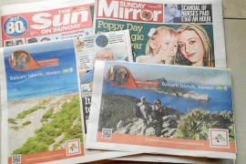 La fortaleza de la libra sobre el euro hace prever un verano 2015 récord en turistas británicos