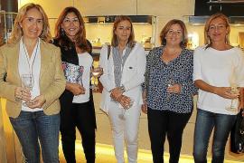 Aniversario de la tienda de joyas Isabel guarch