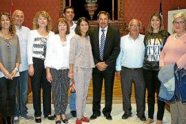 Entrega de los premios Gota d'Oli de Mallorca