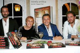 Celia Velasco presenta su segunda novela
