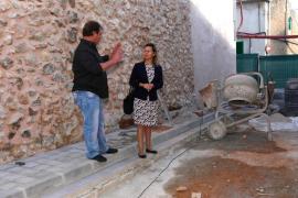 El Consell invierte este año más de 365.000 en Vilafranca