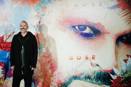 Miguel Bosé estará en Palma el 4 de julio con su nuevo disco