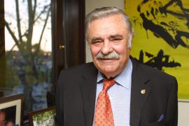 Pere A. Serra recibe el lunes en Es Baluard  la Medalla d'Or de la Comunitat Autònoma