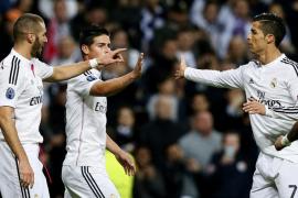 El Madrid sella su clasificación con una victoria ante el Liverpool