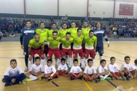 El Palma Futsal pasa a cuartos de la Copa del Rey
