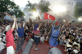 El Firó de Sóller gana el concurso para elegir la fiesta más 'extravagante' de Europa
