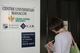 La UIB estudia impartir en Manacor estudios por videoconferencia