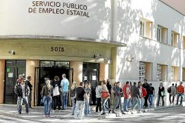 Las oficinas de empleo atenderán 137.000 prestaciones en cuatro meses