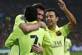 Un doblete de Messi mete al Barça en octavos