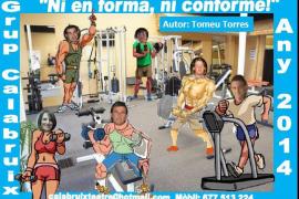 'Ni en forma, ni conforme!', una historia de gimnasios