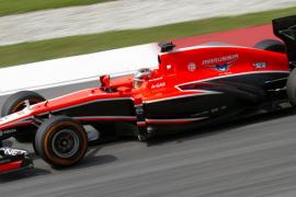 Marussia abandona la Fórmula 1