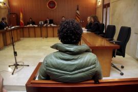 Condenado a tres años por agredir y secuestrar a su novia en Palma