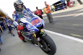 Lorenzo:«Conseguimos un gran ritmo desde el inicio»