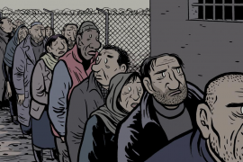 Max y Mangel aúnan sus talentos en un libro «sobre la inmigración»